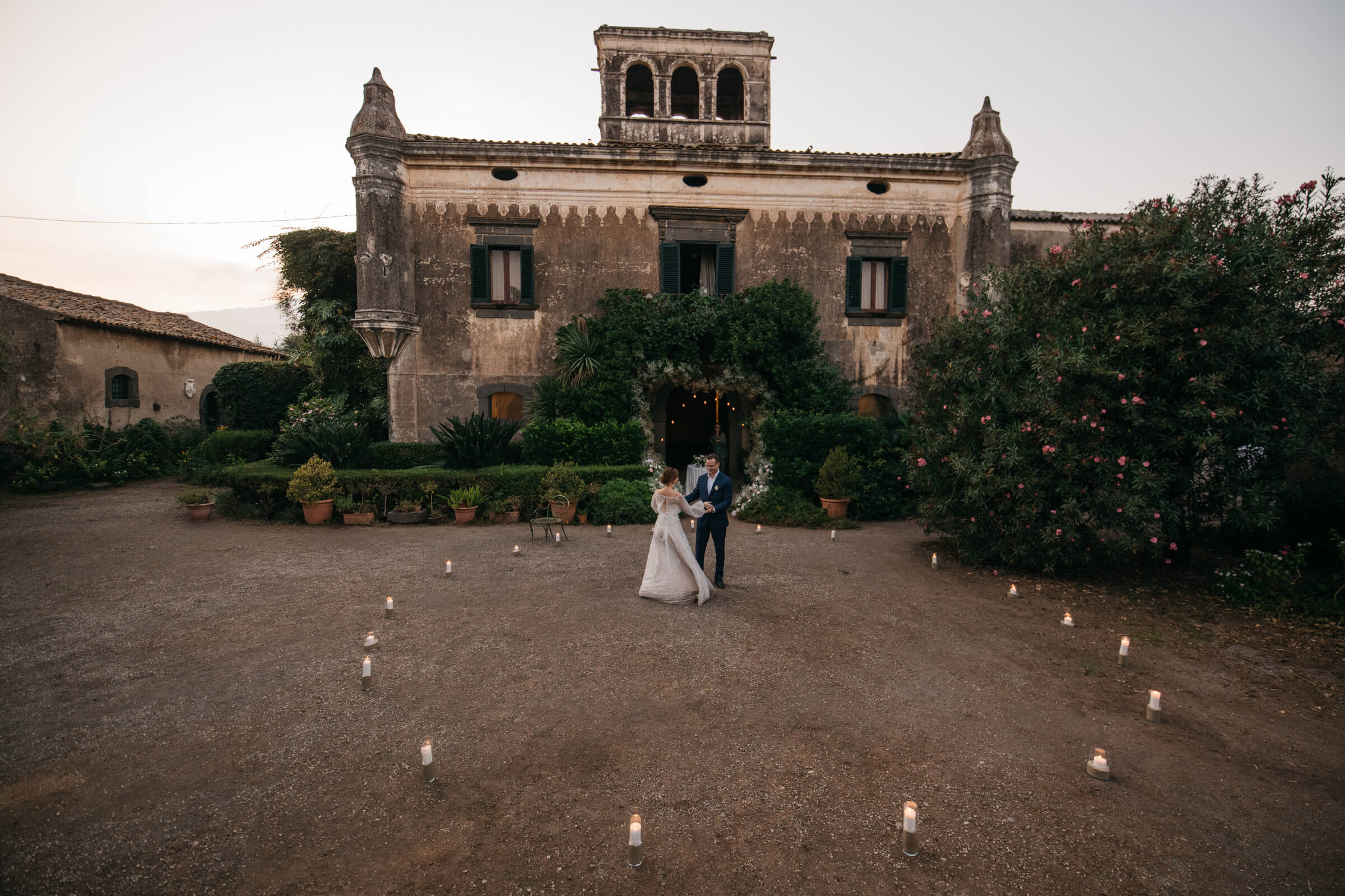 Castello degli Schiavi wedding